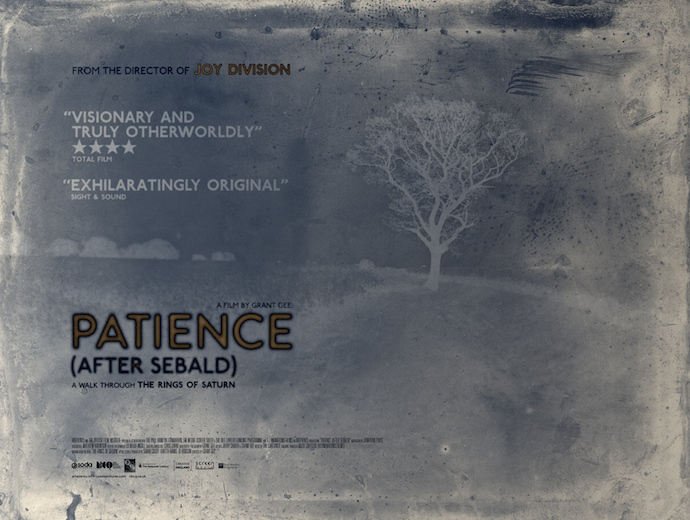 patience after sebald by grant gee artevents patience film poster